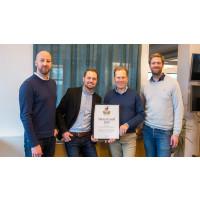 Specter firar 15 år med att få utmärkelsen DI MästarGasell 2019