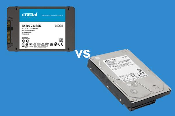 2 5 Vs 3 5 Hdd Was Sind Die Unterschiede Und Welche Ist Besser Minitool Software Ltd