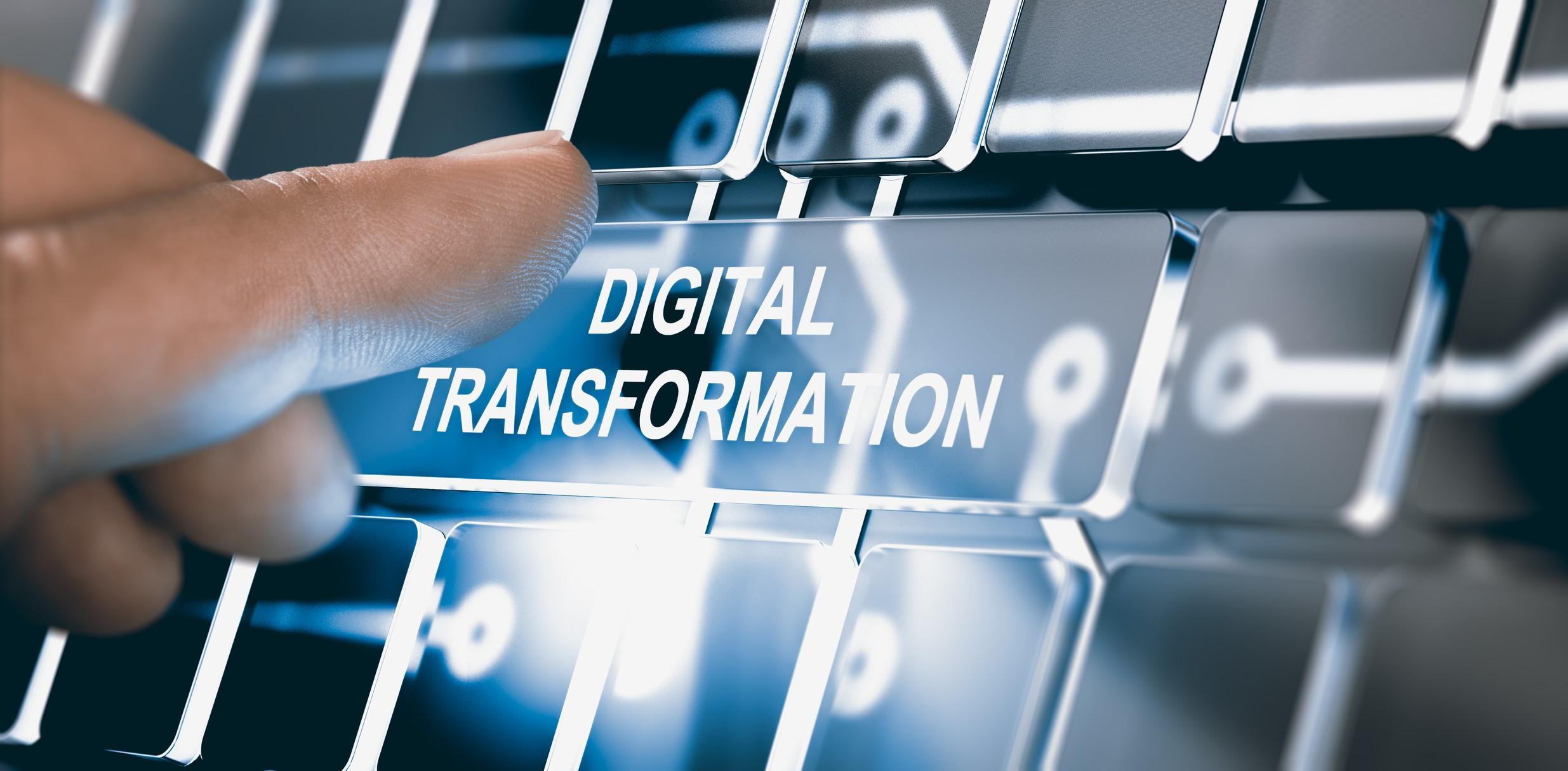 Er din virksomhet en digital sinke? Forbered deg på konkurranse fra utlandet