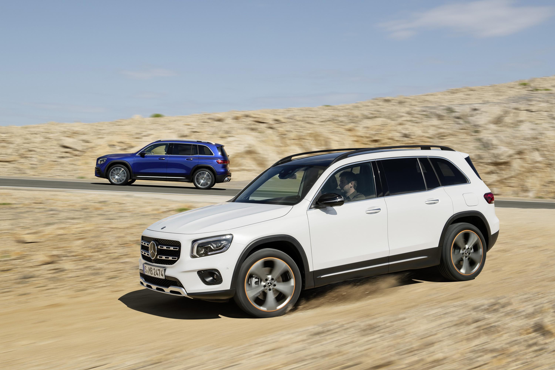 Svenska priser klara för Mercedes-Benz nya kompakt-suv.