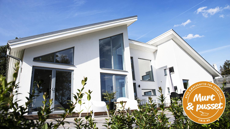 DIY - Murt og pusset hus
