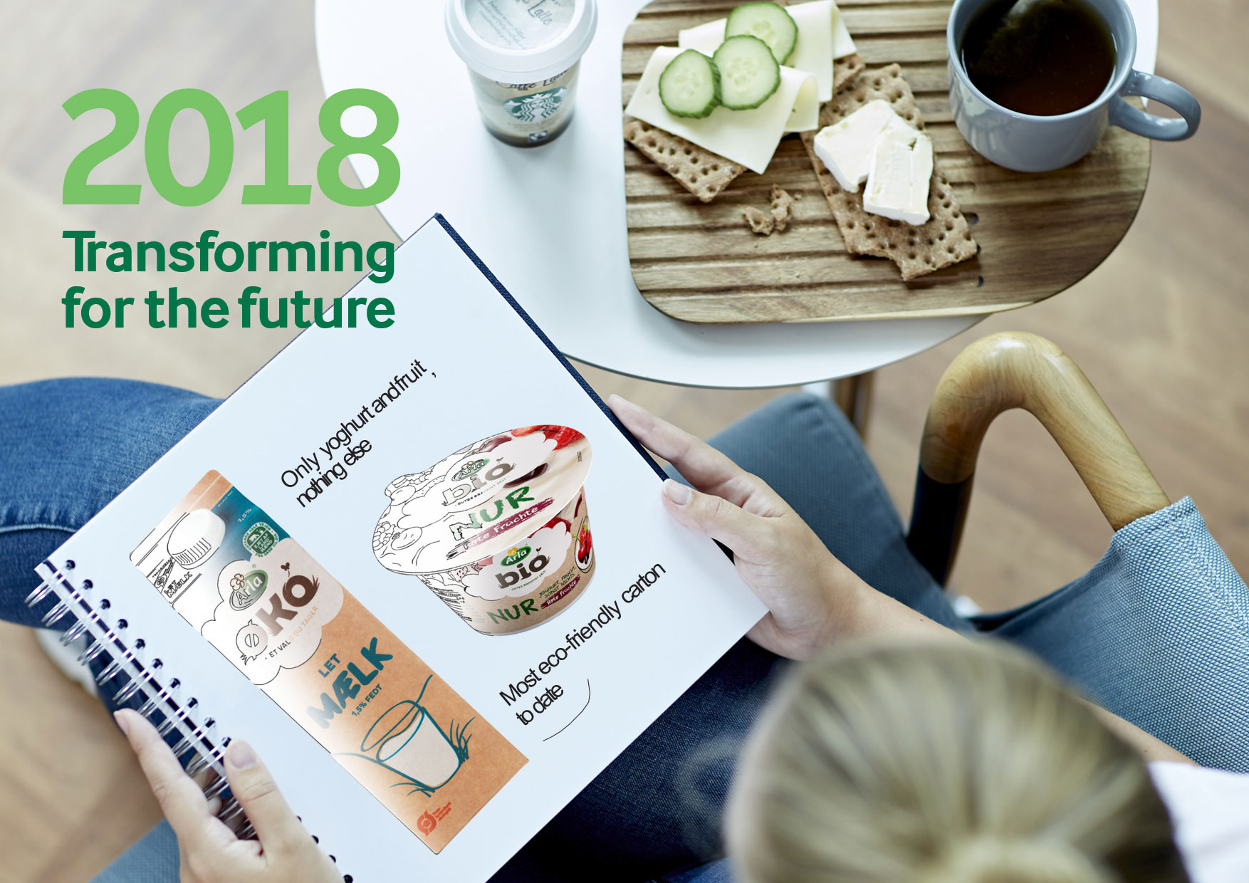 ​Arla delivers turn-around after tough start to 2018