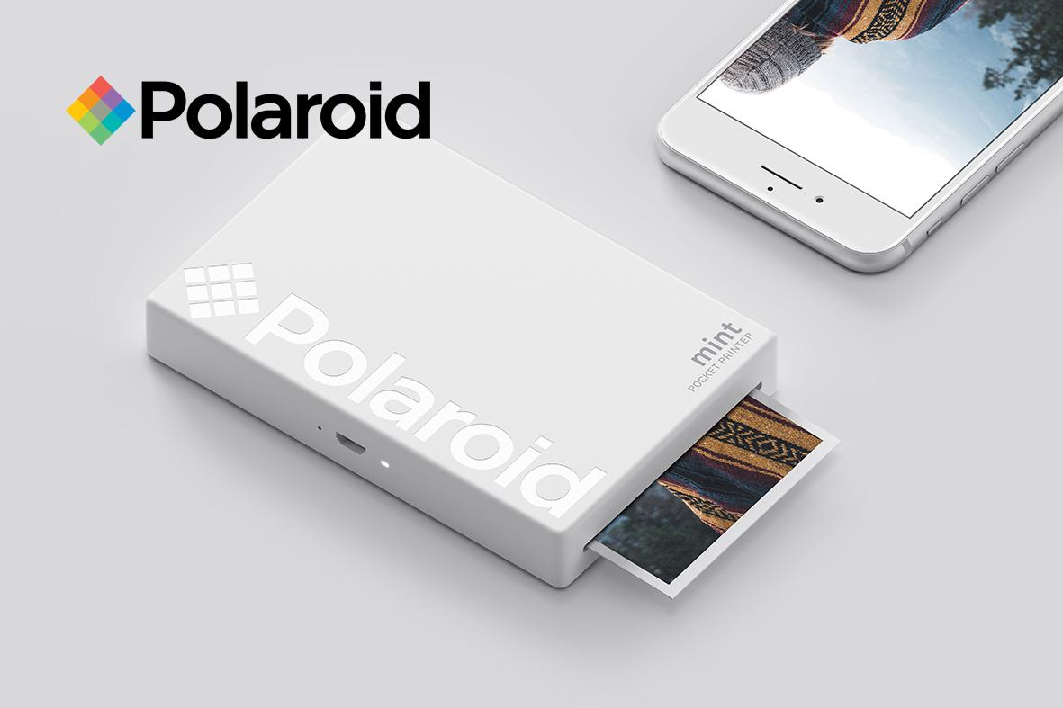 Lommevennlig fotoskriver for mobilkameraer