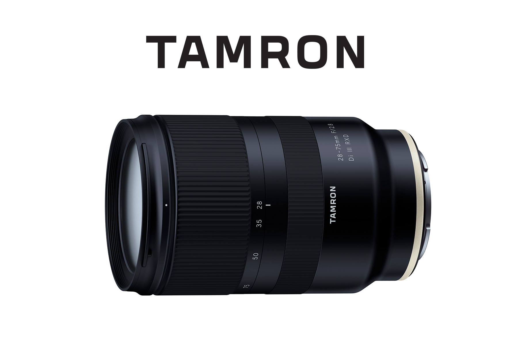 Jaunais Tamron 28-75mm f/2.8 for Sony E mount