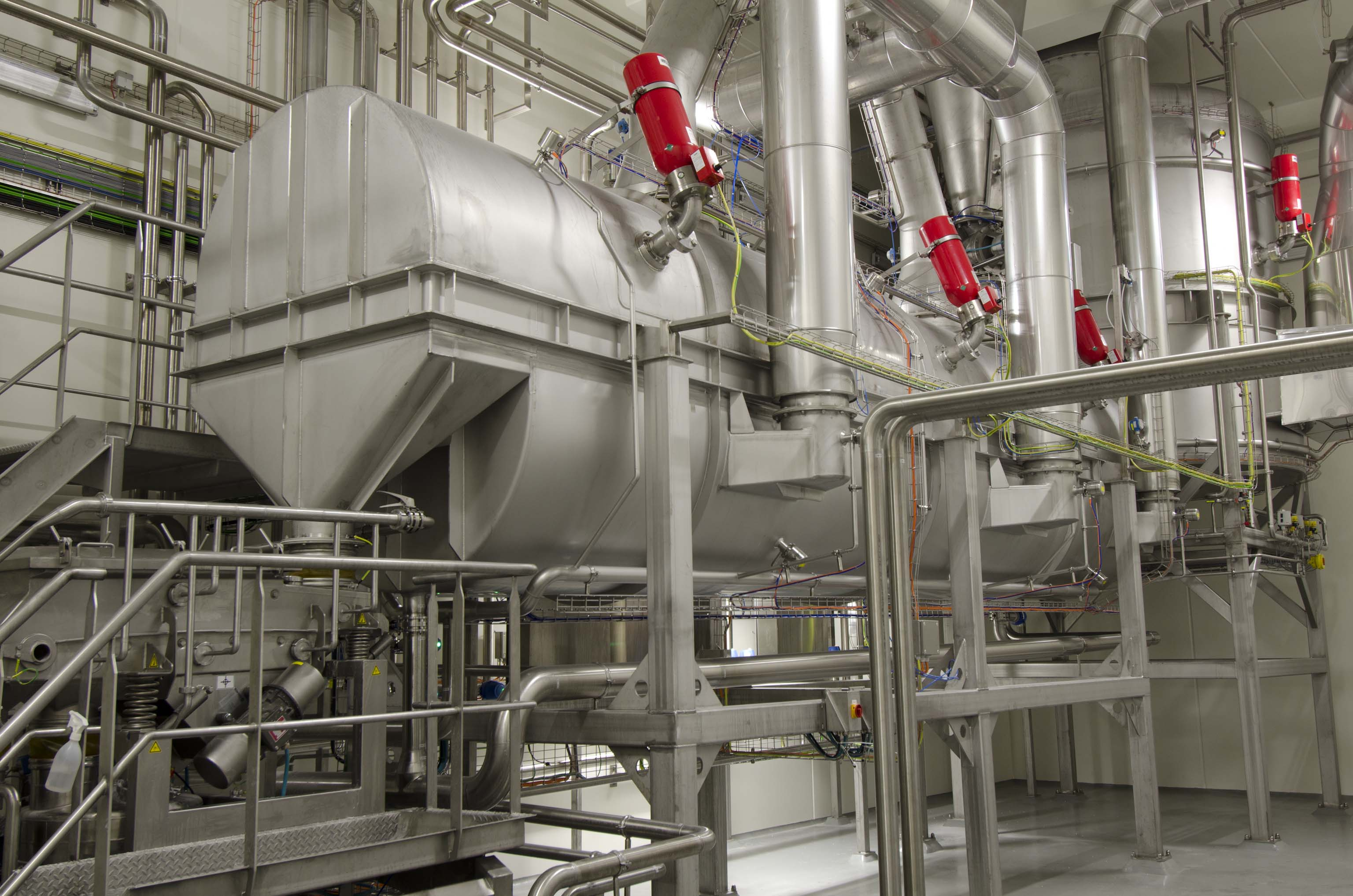 Arla Foods Ingredients opens new lactose factory and has infant nutrition sector in its sights