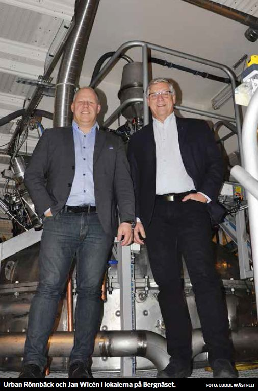 Metasphere Technology i Luleå växer med draghjälp från Norrlandsfonden