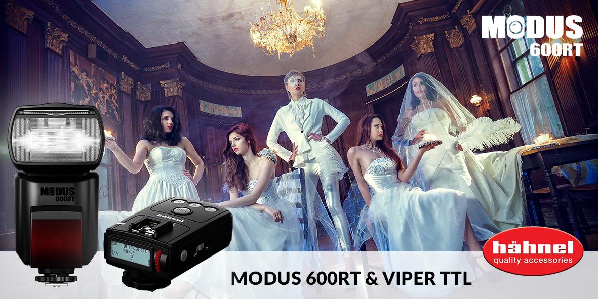Hähnel Modus 600RT – uus võimas välklamp