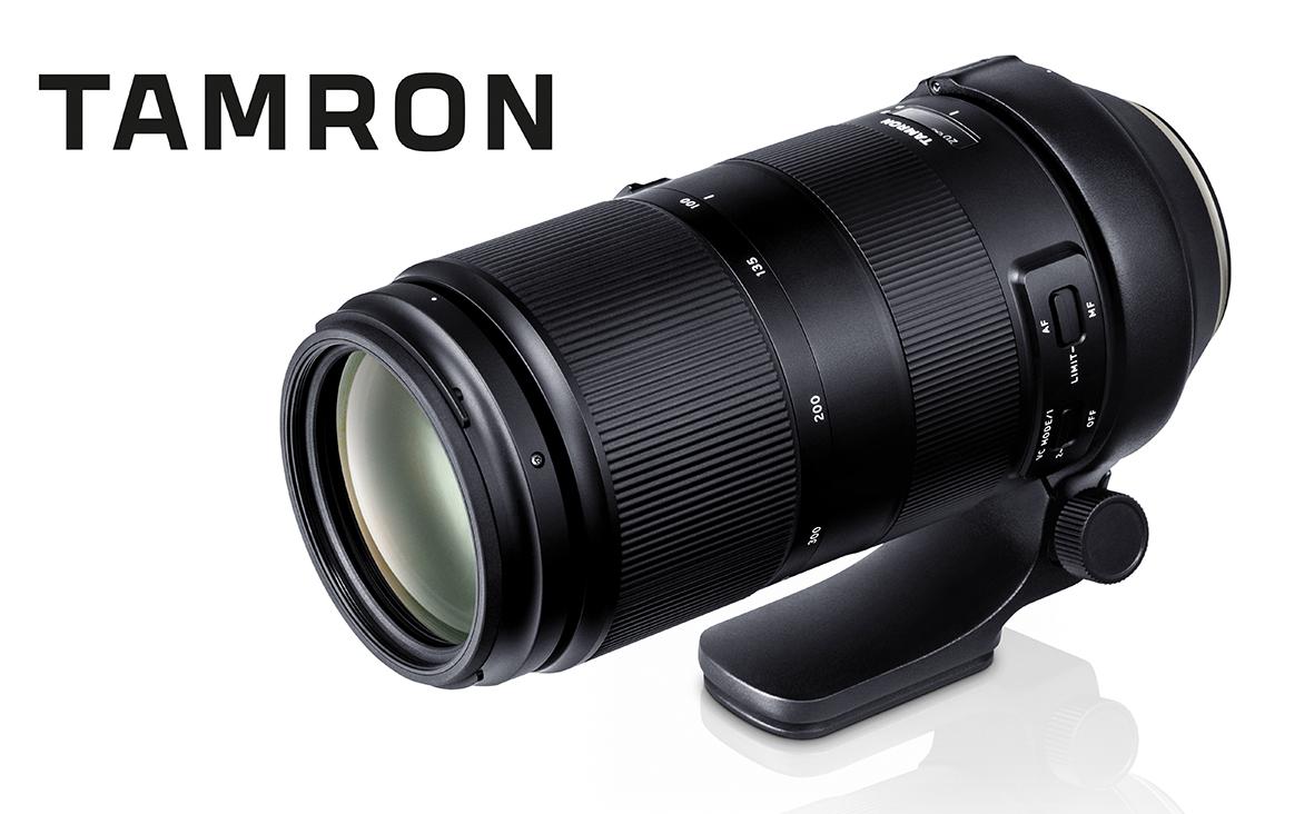 Daugiau informacijos apie Tamron 100-400mm