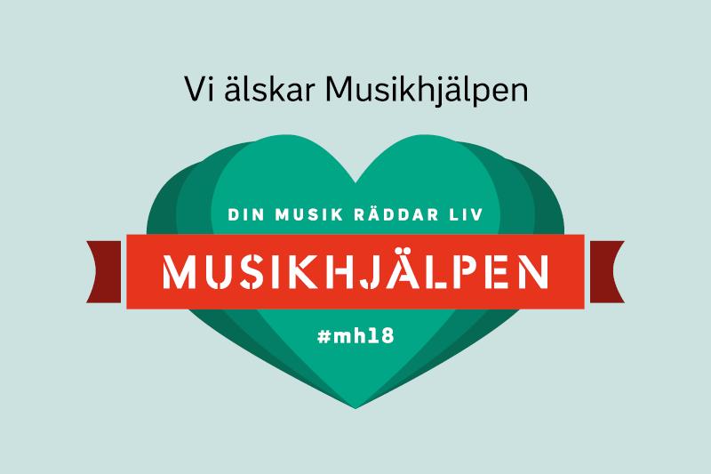 Vi välkomnar Musikhjälpen till Lund!