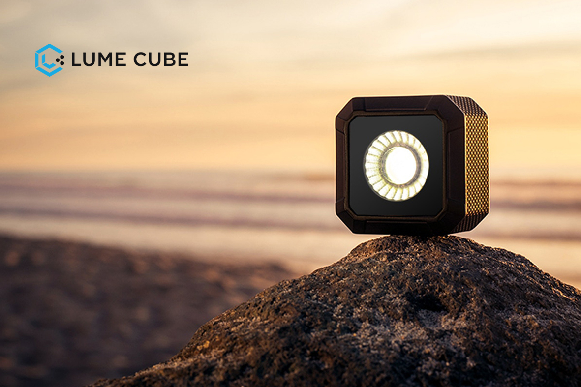 Lume Cube AIR – pieni ja tehokas kuvausvalo