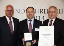 Niederlassung Upahl mit Bundesehrenpreis ausgezeichnet