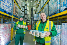 Fivefold increase in cream production to meet Christmas demand