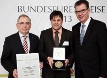 Bundesehrenpreis für Arla-Niederlassung Pronsfeld