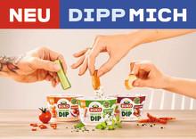 """Arla Buko bringt neues Produkt """"Frische Dip"""" in den Handel und setzt neue Impulse im Kühlregal"""