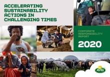 Arla Foodsin vuosikertomus ja yritysvastuuraportti 2020 on julkaistu