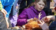 Madlejrskoler skal skabe madbevidste børn