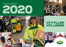 Halvårsrapport 2020 - Arla levererar starka resultat trots effekterna av den globala pandemin