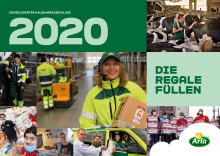 Halbjahresbilanz 2020: Arla erzielt als Genossenschaft starke Ergebnisse in Zeiten  der Pandemie