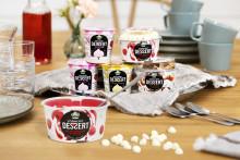 Arla Köket® lanserar fräscha desserter som skapar feeling i vardagen