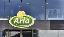 Ændringer i virksomhedsfunktioner i forbindelse med Arla's transformationsprogram Calcium