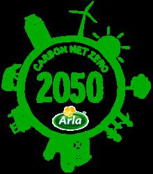 Arla Foods aims for carbon net zero dairy