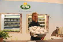 Arla Foods zum ersten Mal auf der Grünen Woche