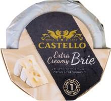 Castello lanserar extra krämig brie