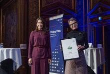 Arla vinder prestigefyldt CSR pris