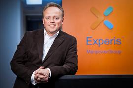Trygve Solem, konserndirektør for konsulent- og rekrutteringsselskapet Experis.