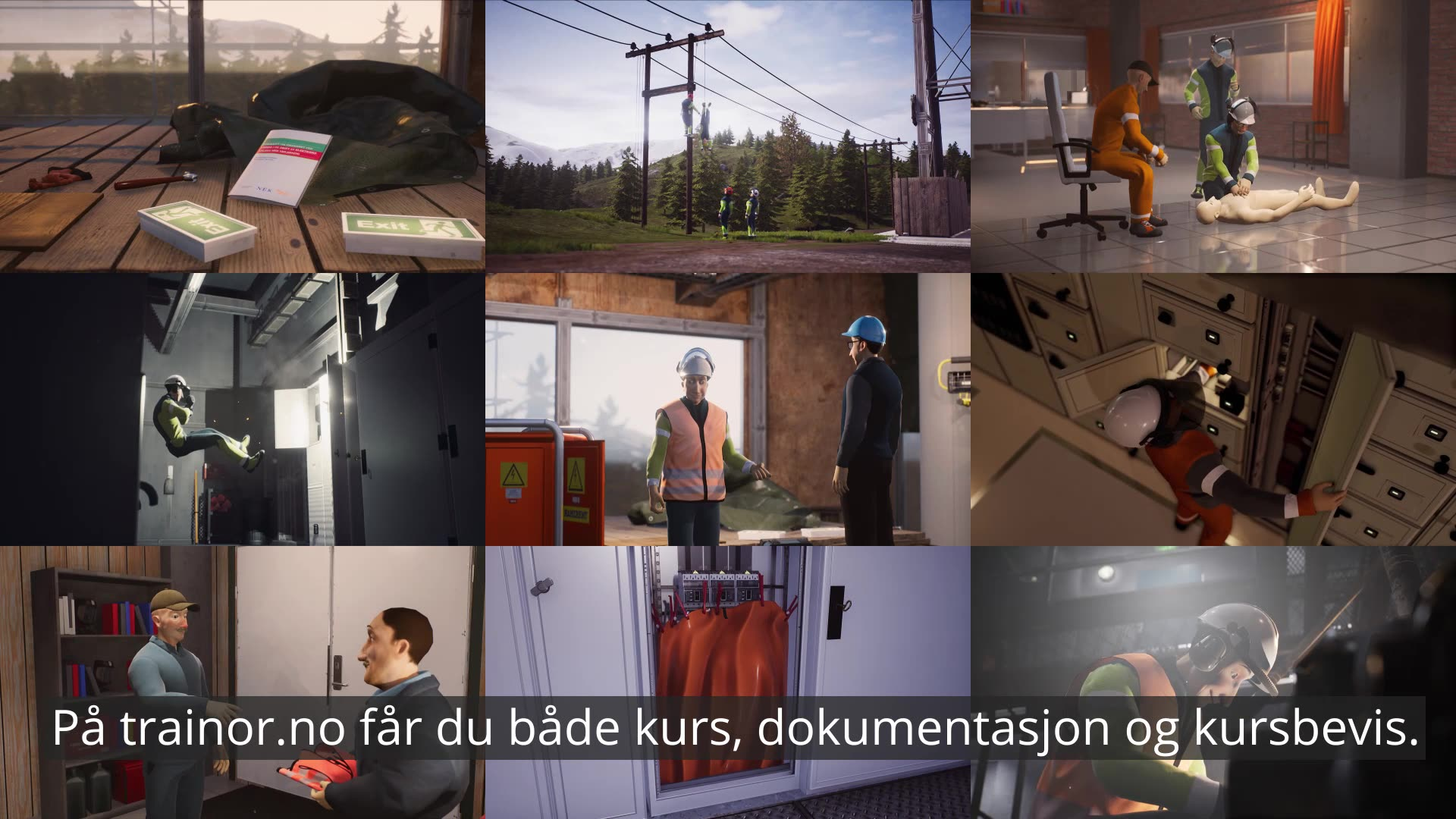 FSE Installasjon 2018 - e-læringskurs