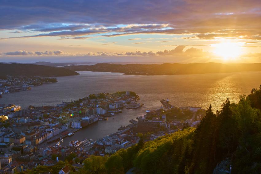 Gryende optimisme i Hordaland