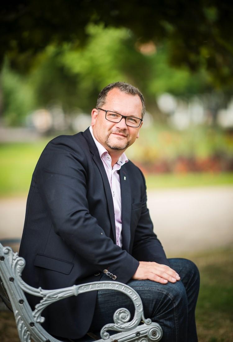 Hans Juhlin, tillträder som stadsbyggnadsdirektör den 1 februari 2020.