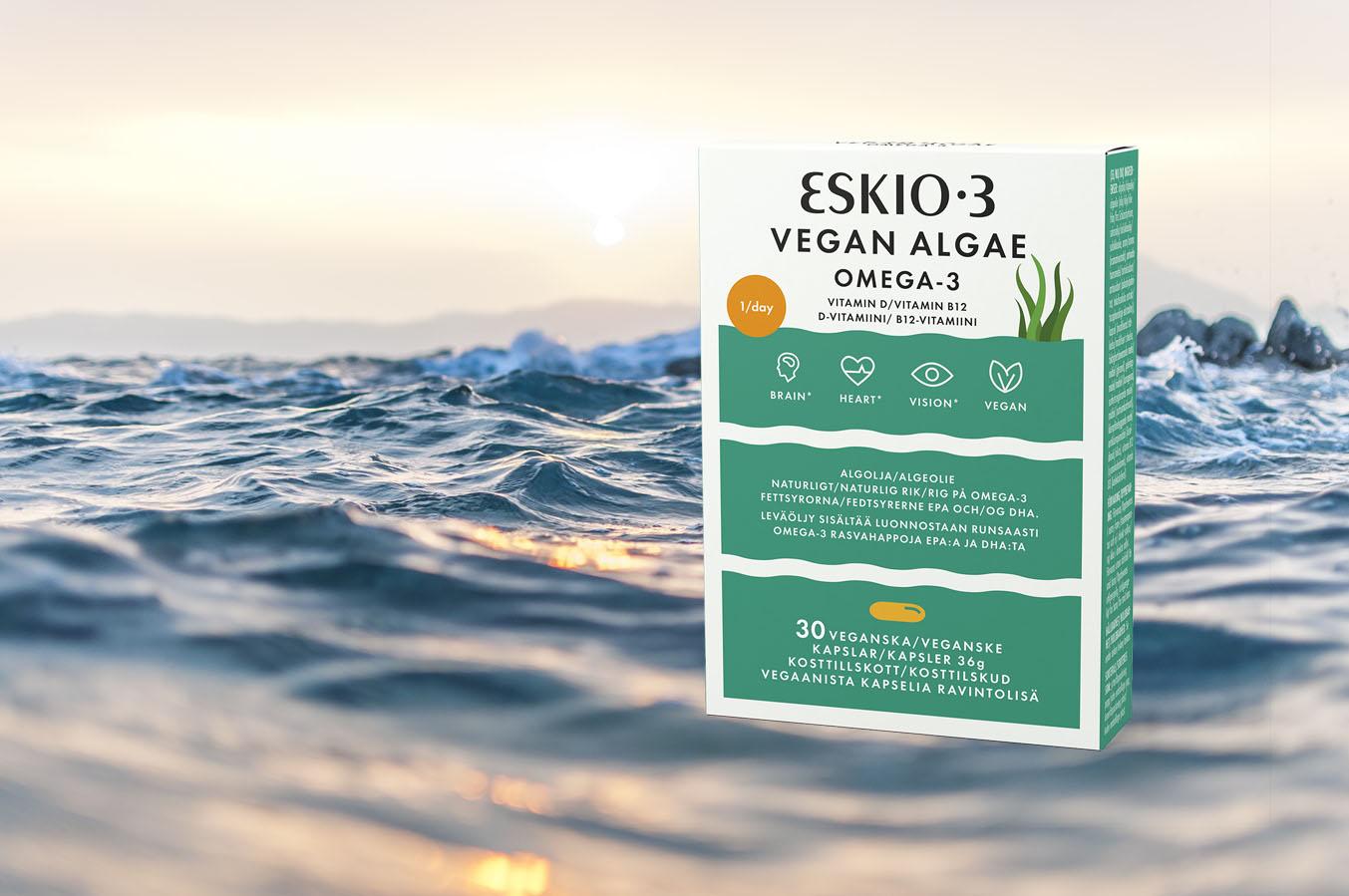Ny växtbaserad produkt från Eskio-3!