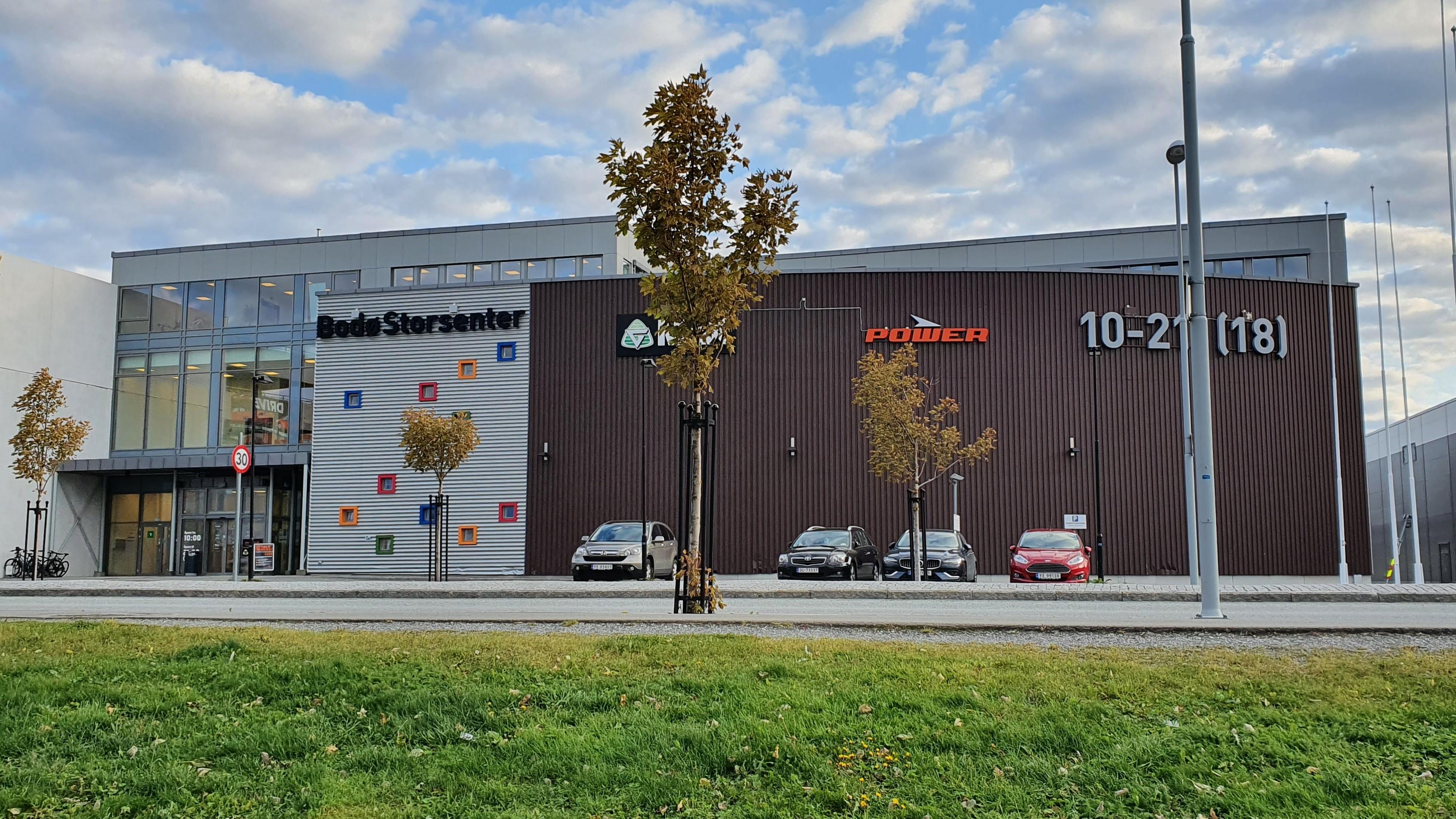 Nordvik Gruppen kjøper Bodø Storsenter