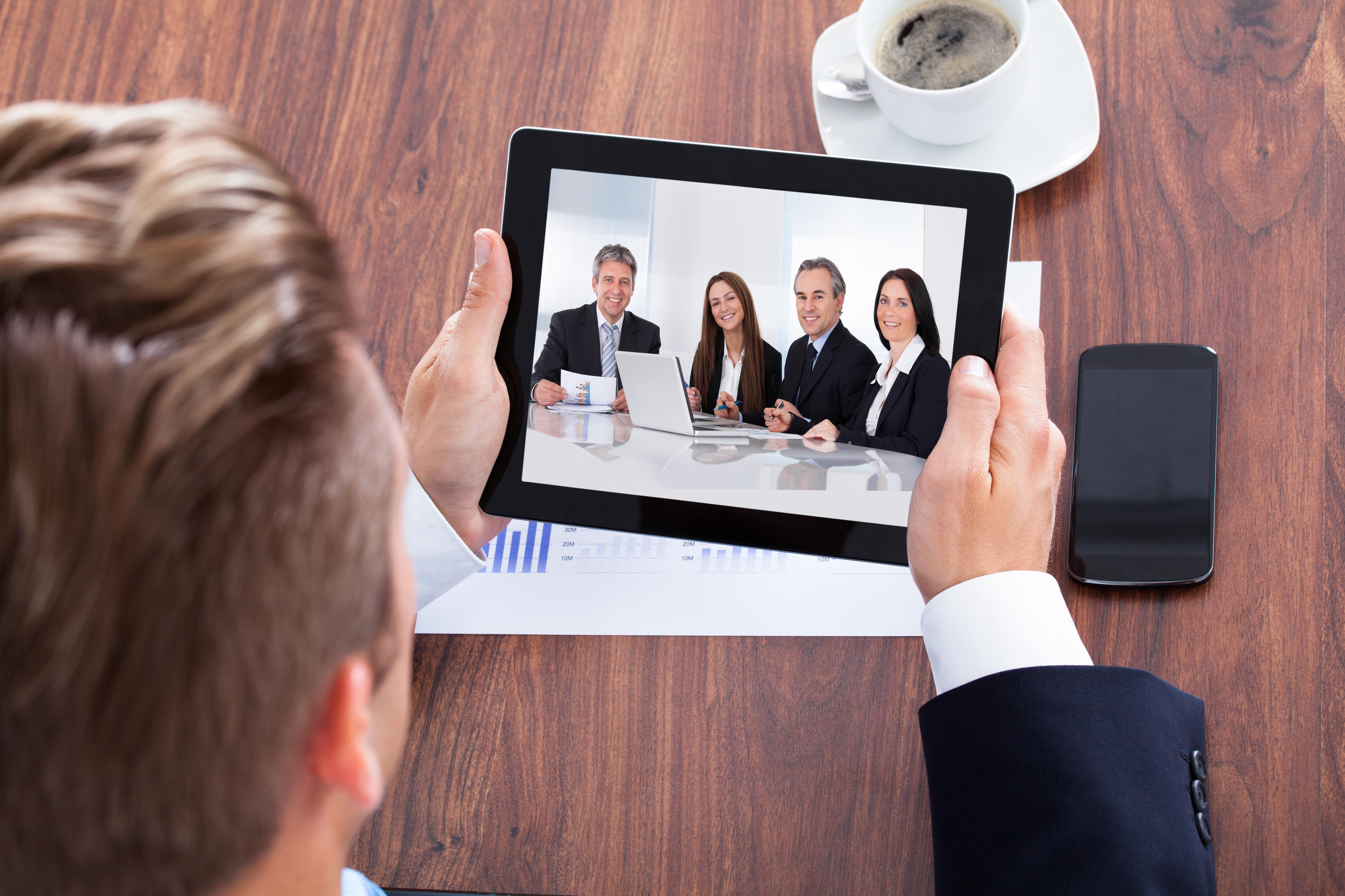 Några tips för ett lyckat videomöte
