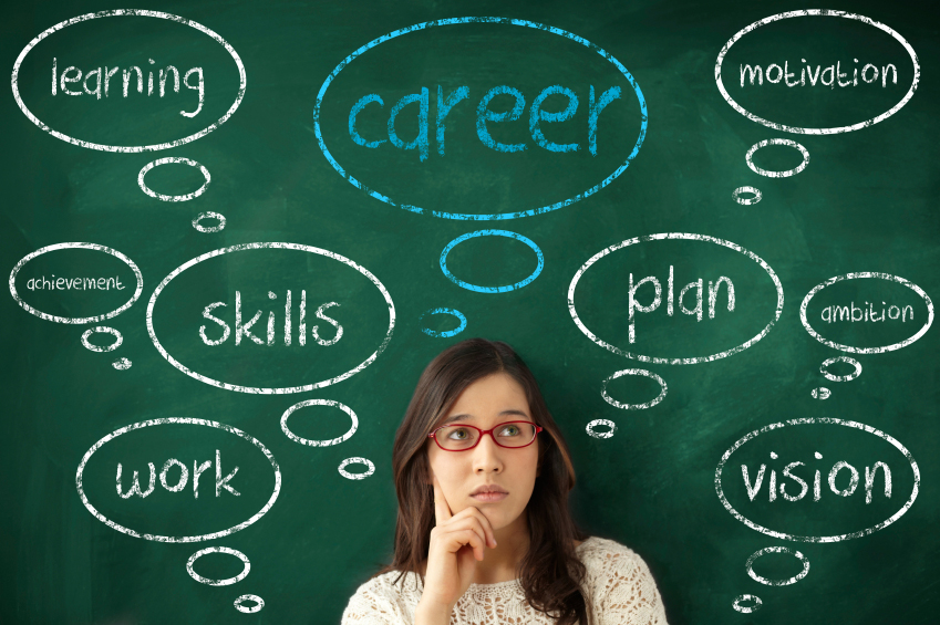 Hvilken utdanning bør du velge?