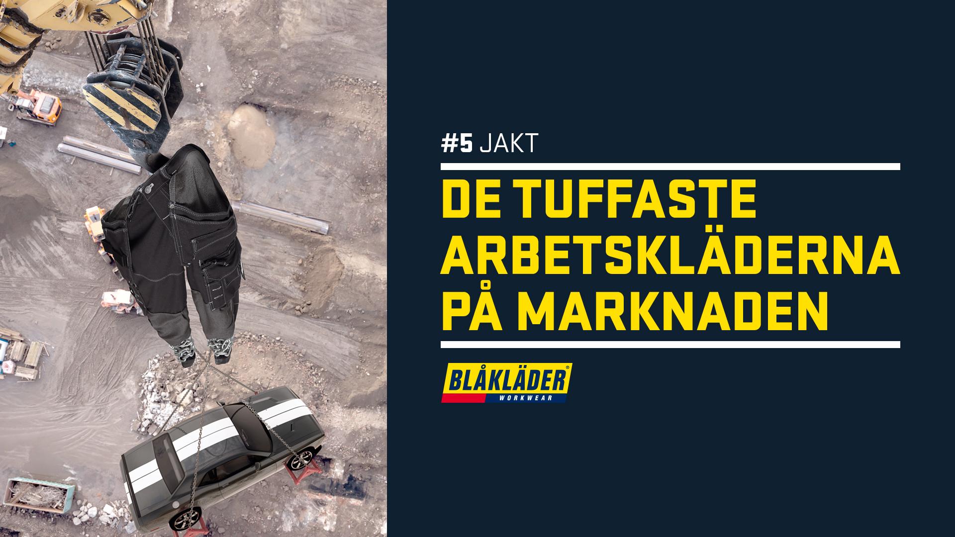b59b54cc502 OM BLÅKLÄDER HÖLL PÅ MED JAKT.. - Blåkläder