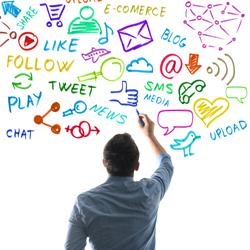 Bruker mer tid på sosiale medier i arbeidstiden