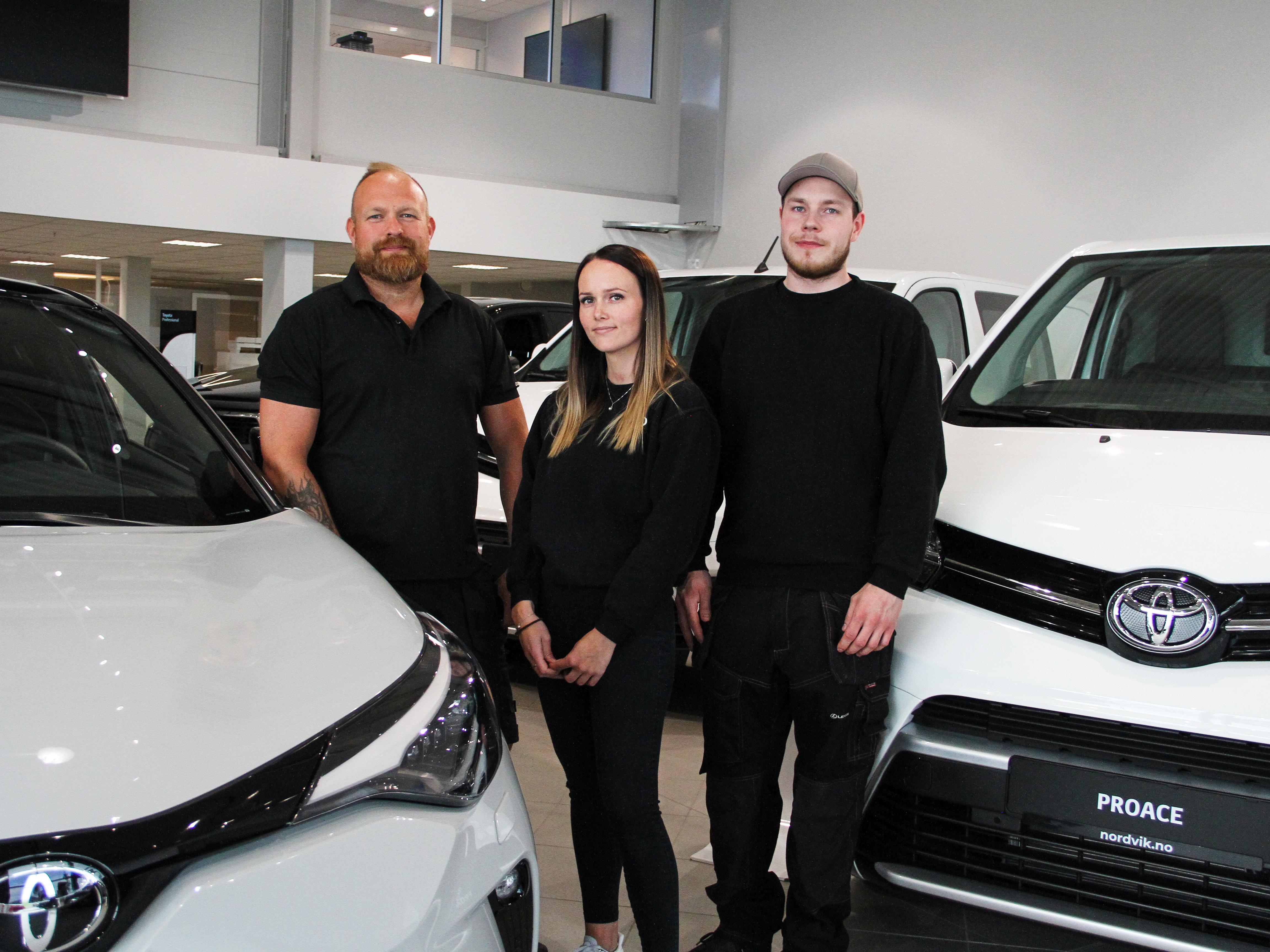 Toyota er Bodøs mest populære bilmerke i første halvår