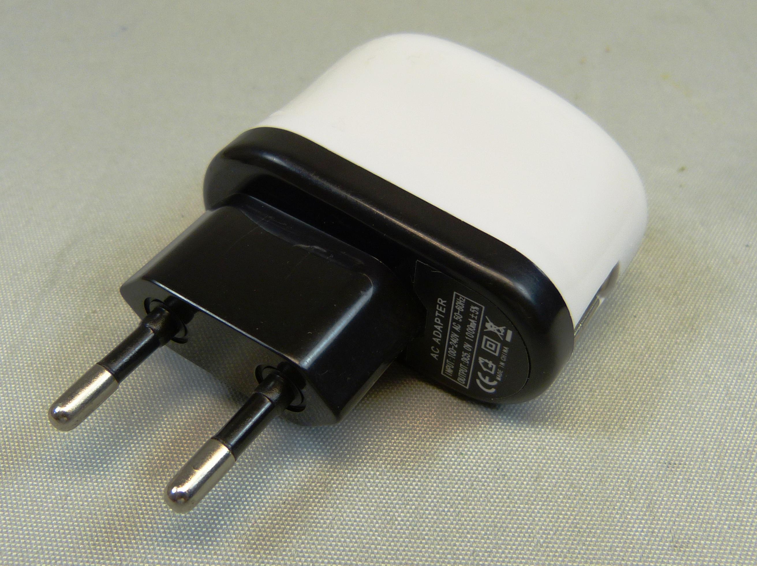 Allvarliga fel på USB laddare Elsäkerhetsverket
